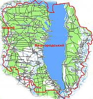 Геодезичні роботи та послуги в Вишгородському районі