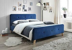 Кровать Malmo 160 velvet