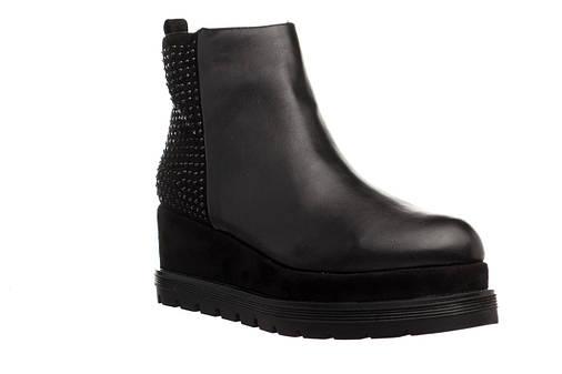 Жіночі черевики Tata Stivaletti 40 Black, фото 2