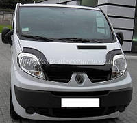 Мухобойка Renault Trafic (полная)