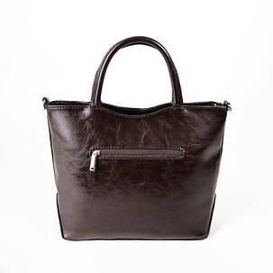 Женская сумка из кожзама М75-57, фото 2