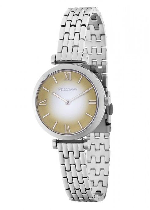 Жіночі наручні годинники Guardo P12333(m) SW