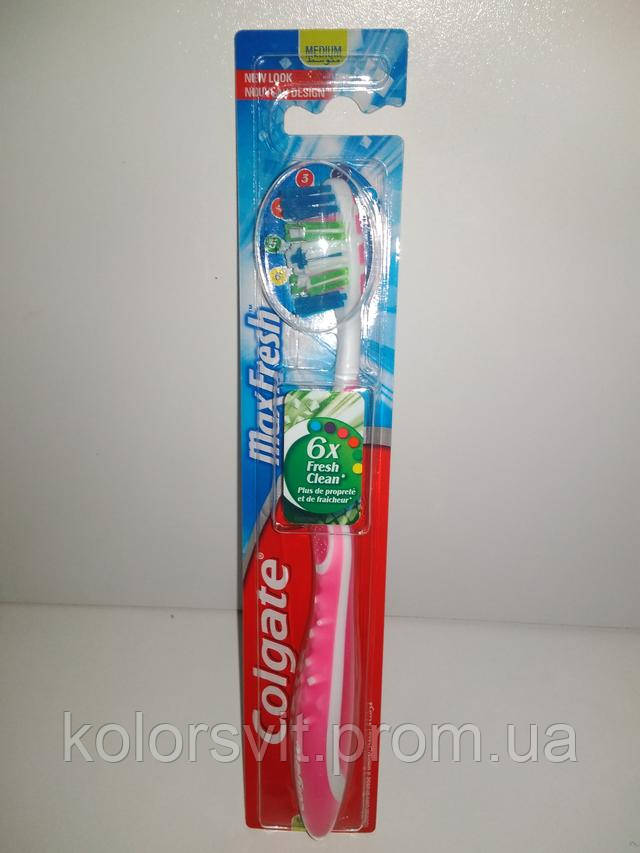 Зубная щетка Colgate Fresh Medium