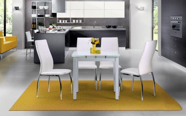 Обеденный стол Корфу + стулья Николас