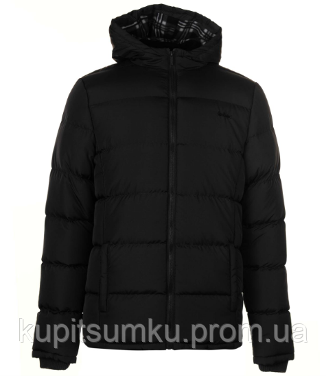 Куртка мужская парка Lee Cooper Padded Parka Mens