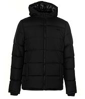 Куртка мужская парка Lee Cooper Padded Parka Mens