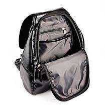 Женский повседневный рюкзак М104-Z/замш, фото 3