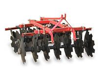 Дисковая борона тракторная (1,3м, 18-22л.с.), фото 1