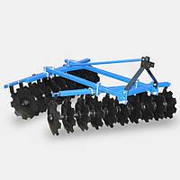 Дисковая борона для трактора (1,9м, 40-45л.с.), фото 1