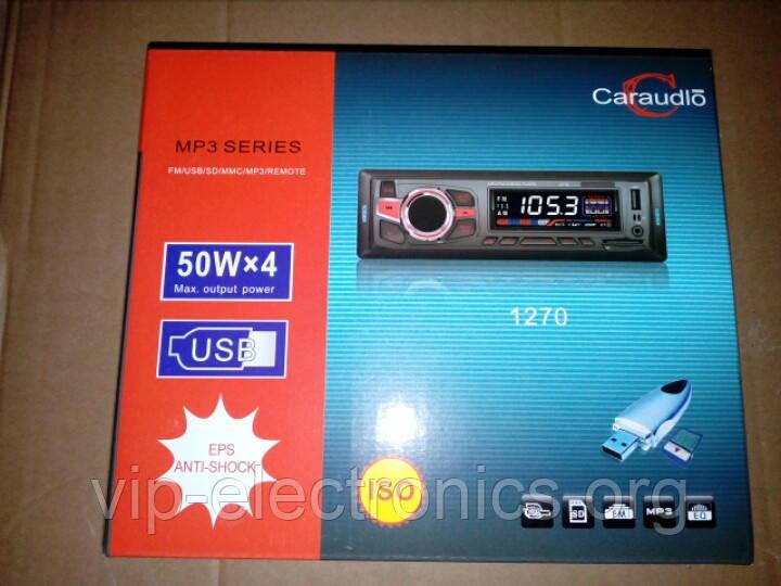 Pioneer DEH-1270  (на ISO) FM/USB/SD/MMC/MP3