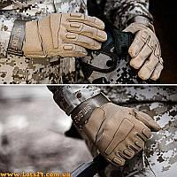 Тактические перчатки BLACKHAWK для стрельбы, охоты, АТО, Песок, Койот