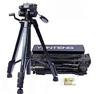Професійний штатив для телефону Yunteng VCT-668