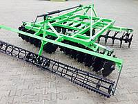 Дискова борона 4-х секційна Bomet (Польща) 3.15 м з струнним катком, фото 1