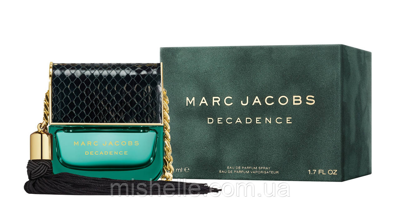 Парфюмированная вода для женщин Marc Jacobs Decadence (Марк Джейкобс Декаденс)