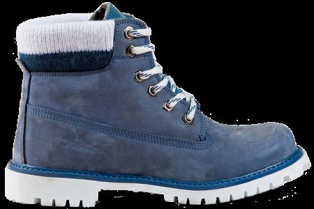 Оригинальные женские зимние ботинки Palet Winter Boots 06W синие