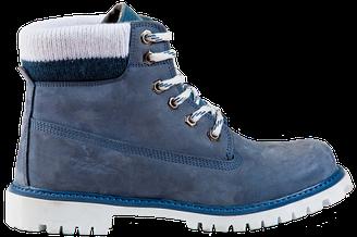 Женские зимние ботинки Palet Winter Boots 06W синие