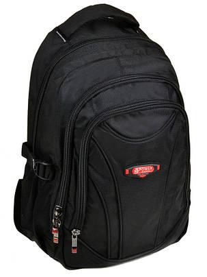 Городской рюкзак 924 black, фото 2