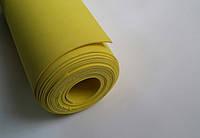 Фоамиран 2 ММ (светло-жёлтый)