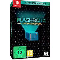 Игра Flashback Collectors Edition для Nintendo Switch (английская версия)