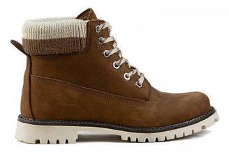 Женские зимние ботинки Palet Winter Boots 03W коричневые