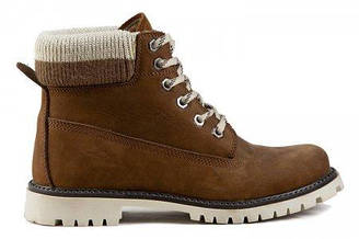 Оригинальные женские зимние ботинки Palet Winter Boots 03W коричневые