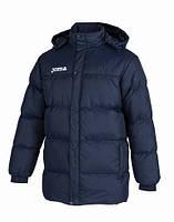 Куртка зимняя удлиненная т.синяя Joma ALASKA II 101138.331