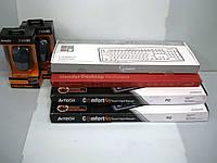 Клавиатуры и мыши одним комплектом: Gembird KB-103, Real-El Standard 500, A4TECH KR-85, фото 1