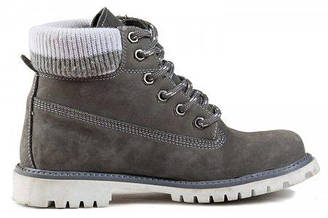 Женские зимние ботинки Palet Winter Boots 02W серые