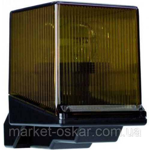 Сигнальная лампа оранжевого цвета FAACLIGHT, питание 230В
