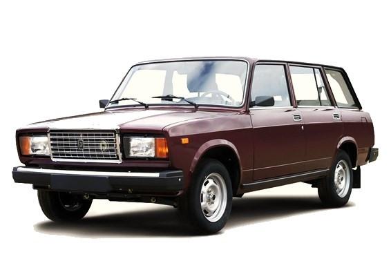 Лобовое стекло на ВАЗ 2101-2107 (Седан, Комби) (1974-2012), Fiat 124/125 (Седан) (1966-1992)