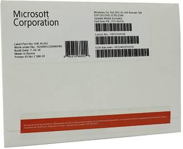Microsoft Windows Server 2012 Std R2 x64 Russian 2CPU/2VM (P73-06174)