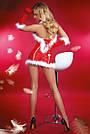 Игровой новогодний костюм Снегурочки, фото 2