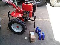 Сборка культиватора Forte 1350E, для отправки клиенту.