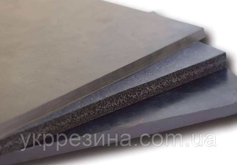 Техпластина пористая (губчатая) I гр 16 мм ТУ 38.105867-90