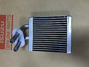 Радиатор обдува ветрового стекла медь на автобус Богдан и грузовик Isuzu