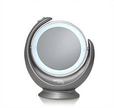 Косметическое зеркало GOTIE GMR-319S LED серое