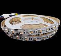 Светодиодная лента RGB RD0260AC-A 5050-60-IP20-RGB/WW-12-24 RGB 4 канала 17.6Вт 24вольт Рішанг 10540