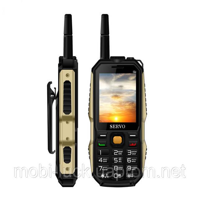 Servo p20  2,4 дюйма,3 сим,2 Мп,4000 мА\ч,TV+Рация+Лазерная указка.
