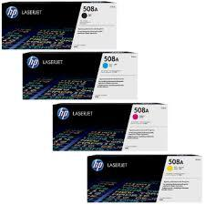 HP col - CF360A (508A) Black