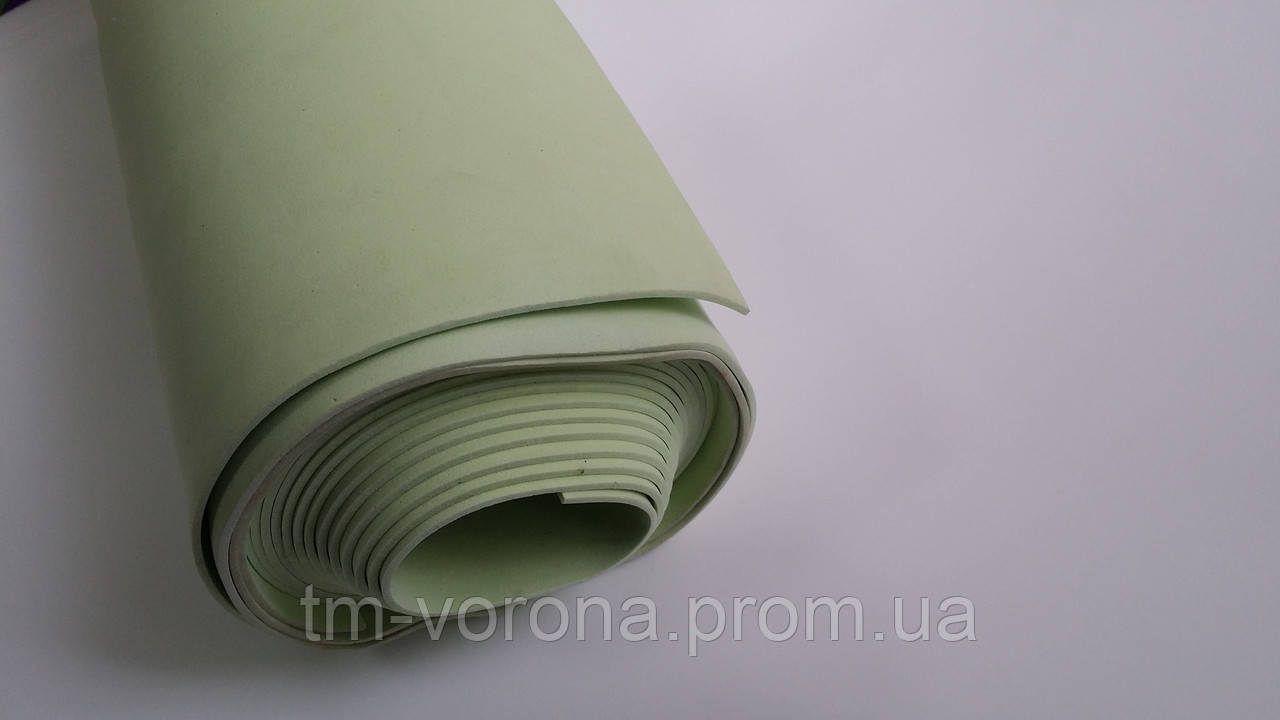 Фоамиран 2 ММ (светло-салатовый)