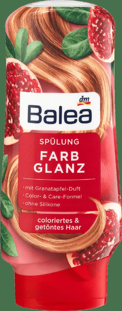 Бальзам - кондиционер для окрашенных волос Balea Farbglanz