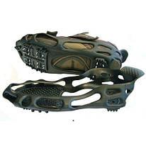 Ледоступы для обуви на 24 шипа  - ледоходы сьемные резиновые