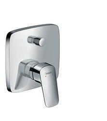 Верхня частина змішувача для ванни/душу Hansgrohe Logis 71405000