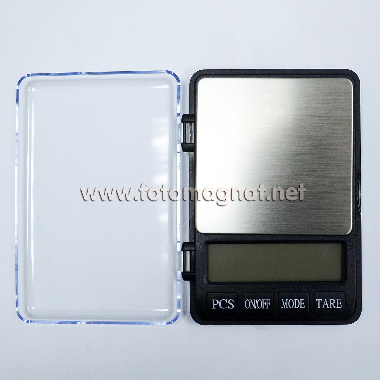 Весы ювелирные МН-999, 600г. 0.01г (карманные весы)