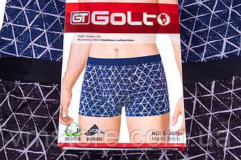 Белье мужское спортивная резинка Golt, 3901, фото 2