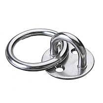M8 Нержавеющая сталь Diamond Pad Глаз с кольцом для Лодка Marin Yoga Качели Гамаки Якорь - 1TopShop, фото 3