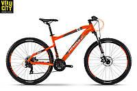 "Велосипед Haibike Seet HardSeven 1.0 27,5"" 2018 оранжевый"