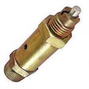 Клапан сброса давления воздуха 2птс-4