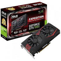 Видеокарта ASUS GeForce GTX1060 6144Mb EXPEDITION OC (EX-GTX1060-O6G)