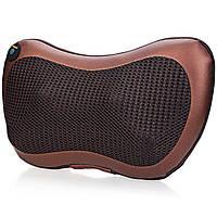 Автомобільна масажна подушка, Магія CHM-8028, подушка масажер з підігрівом і роликами